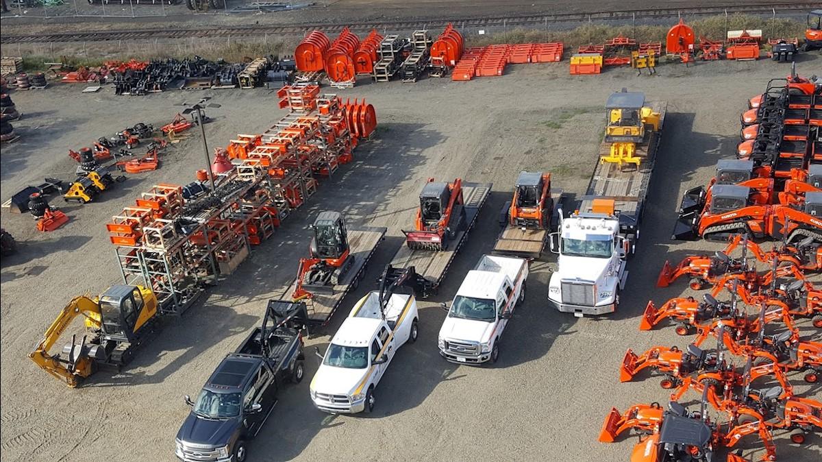 Kubota | Pacific Tractor & Implement | Hillsboro, OR