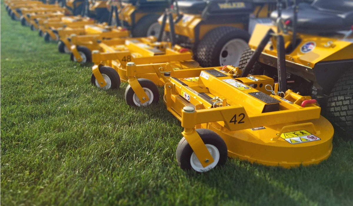 Walker Mowers